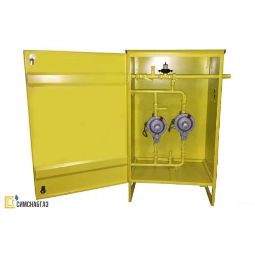 Газорегуляторный пункт шкафной ГРПШ-10-2У1