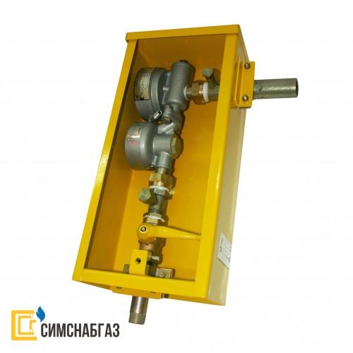 Газорегуляторный пункт шкафной ГРПШ-6