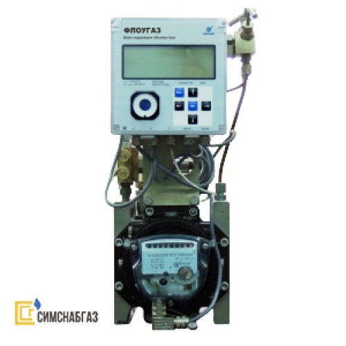 Измерительный комплекс КИ-СТГ-РС-Ф-40/G10 (РСГ+ФЛОУГАЗ)
