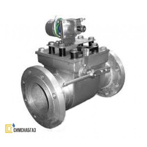 Клапан предохранительный запорный КПЭГ-100(П)