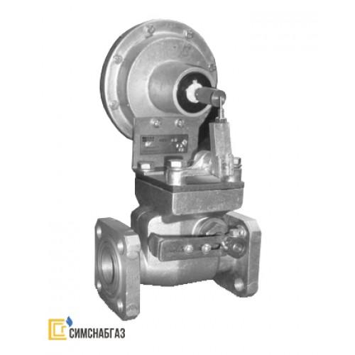 Клапан предохранительный запорный КПЗ-80