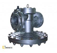 Регулятор давления газа РДУК-2В-100