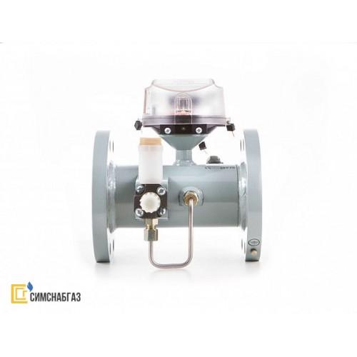 Счетчик газа турбинный СГ-16МТ-100