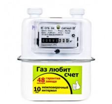 "Счетчик газа СГБ-G4 ""СИГНАЛ"""