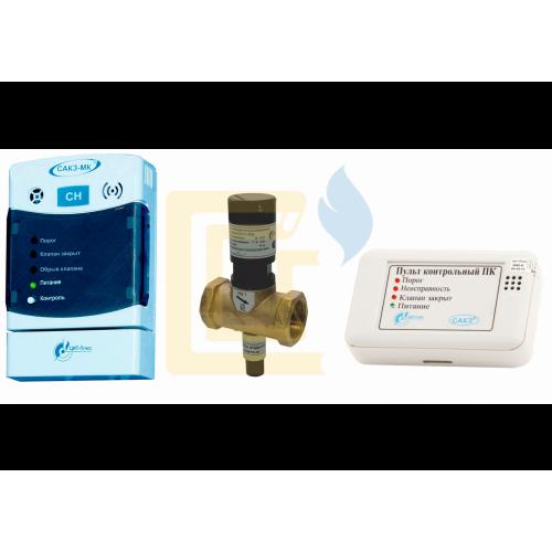 Сигнализатор загазованности САКЗ-МК-1 (СН4) для клапана на 40 В