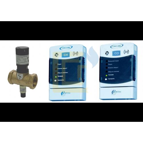 Сигнализатор загазованности САКЗ-МК-2-1 без клапана (бытовая) CO