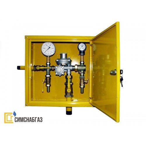 Газорегуляторный пункт шкафной ГРПШ-10МС-1