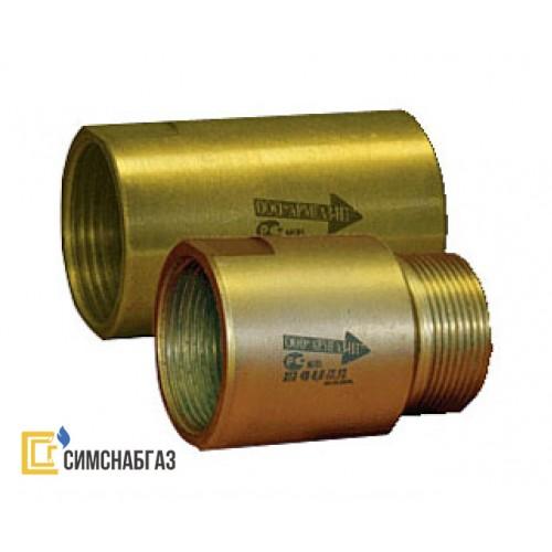 Клапан термозапорный КТЗ-001-25-00 (-01)