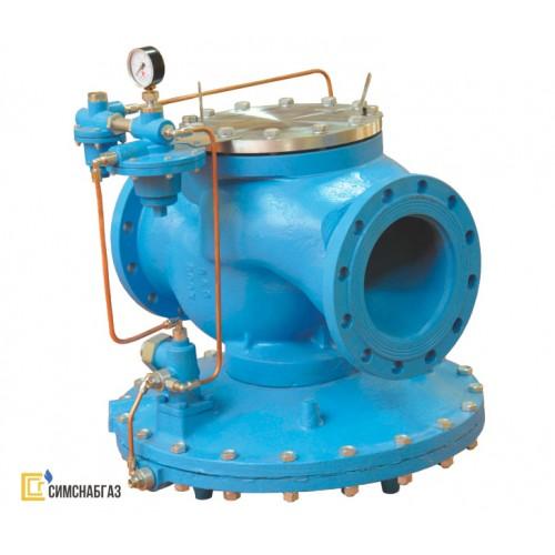 Регулятор давления газа РДБК1В-200