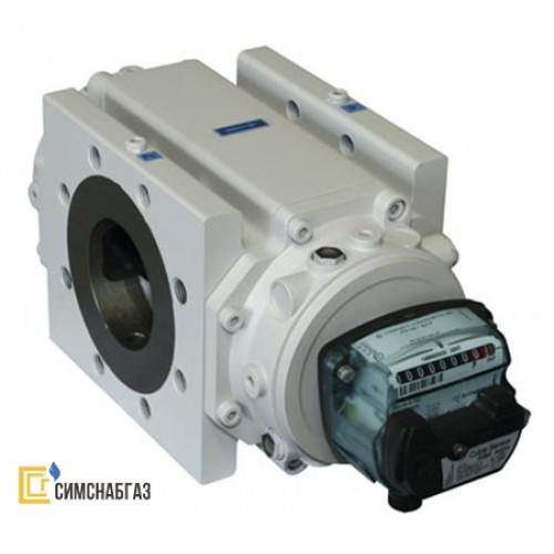 Счетчик газа ротационный DELTA G400 Ду150 (В)