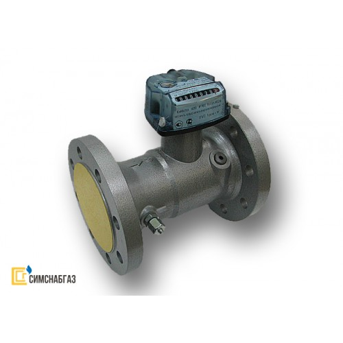 Счетчик газа турбинный СТГ-80-250