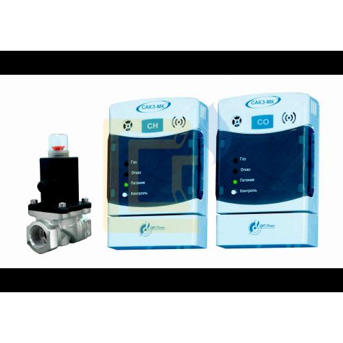 Сигнализатор загазованности САКЗ-МК-2-1А DN 20 (бытовая) CH4