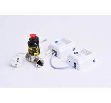 Двухкомпонентная система контроля загазованности СКЗ Кристалл-2-15 (СН4+СО)-Мини